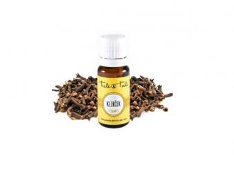 Klinček prírodný éterický olej silica Ťuli Ťuli