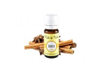 Škorica prírodný éterický olej silica Ťuli Ťuli