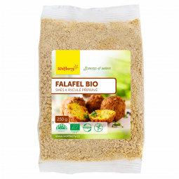 AKCIA SPOTREBA: 31.10.2019 - Falafel BIO zmes 250 g Wolfberry *
