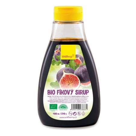 Figový sirup BIO 400 ml / 540 g Wolfberry *