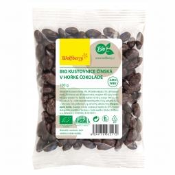 AKCIA SPOTREBA: 31.10.2019 - Goji v horkej čokoláde BIO 100 g Wolfberry *