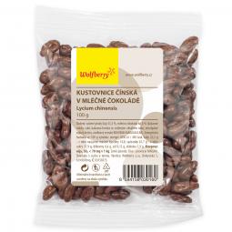 Goji v mliečnej čokoláde 100 g Wolfberry