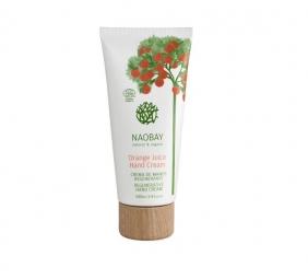 Krém na ruky s pomarančovým extraktom