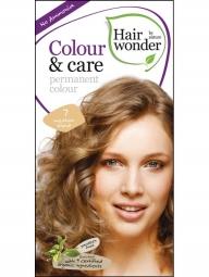 Dlhotrvajúca farba BIO STREDNE BLOND 7 100 ml