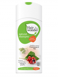 Prírodný šampón pre jemné vlasy 200 ml
