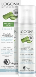 Hydro fluid BIO aloe vera s kyselinou hyalúronovou - 30ml