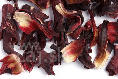 Ibištek sudánský (kvet) / 100g