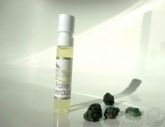 Parfumová voda Folle Emeraude (parfum obsahujúci malý smaragd) - VZORKA