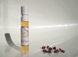 Parfumová voda Sensuel Rubis (parfum obsahujúci malý rubín) - VZORKA