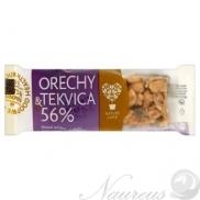 Tyčinka orechy & tekvica 35 g