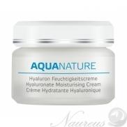 AQUANATURE Hyalurónový hydratačný krém 50 ml