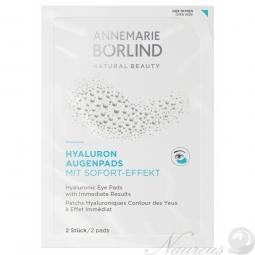 Hyalurónové hydratačné obklady na oči