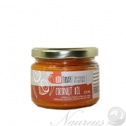 Kokosový olej chilli papričky