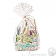 Konopný darčekový košík - malý