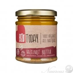 Lieskovoorieškové maslo