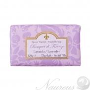Extra jemné rastlinné mydlo Bouquet di Firenze - Levanduľa
