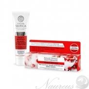 Prírodná sibírska zubná pasta - Zmrznuté bobule