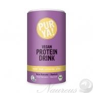 Bio Vegan Protein drink červený banán / baobab