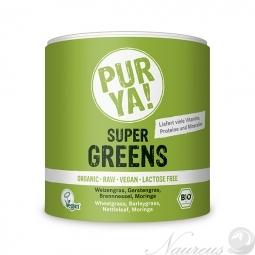 Bio Vegan Zmes zelených potravín