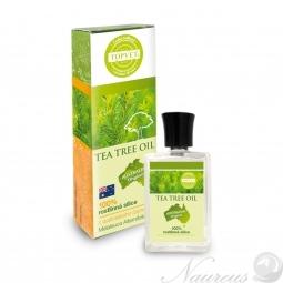 Tea tree oil - rastlinná silica 10 ml Topvet