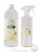 Ecoegg vysoko koncentrovaný ekologický antibakteriálny čistič s vôňou citrusov