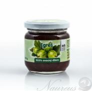 Egrešový ovocný džem  200 g