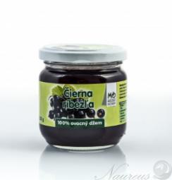 Čierne ríbezle ovocný džem  200 g
