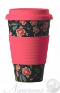 Eco Bamboo Cup - Japanese Cherry (japonská čerešňa) ružový