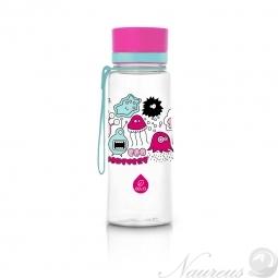Fľaša EQUA Pink Monsters New, 400 ml