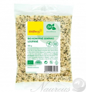 BIO Konopné semienka lúpané 100 g