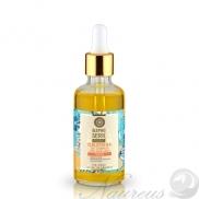 Rakytníkový olejový komplex pre končeky vlasov