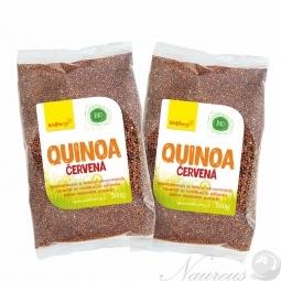 Quinoa červená BIO 1 kg Wolfberry *