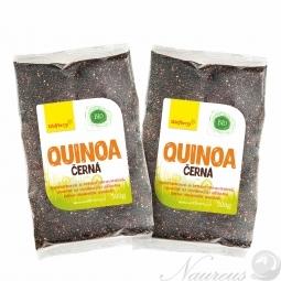 Quinoa čierna BIO 1 kg Wolfberry *