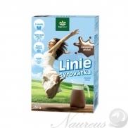 Sušená srvátka línia čokoláda 350 g Topnatur