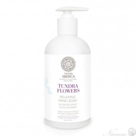 Siberie Blanche - Kvety Tundry - Relaxačné mydlo na ruky