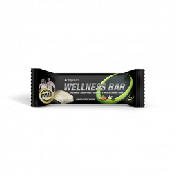 Wellness bar 60 g  vanilka-mandľa