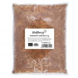 Kokosový cukor BIO 5 kg Wolfberry