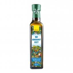 AKCIA SPOTREBA: 31.01.2020 - Kokosový ocot BIO 250 ml Wolfberry