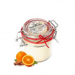 Korenistý pomaranč - organické telové suflé