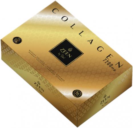 Zeen Collagen s príchuťou citrónu