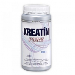 Kreatín Pure 1000 g/200 dávok
