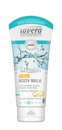 LAVERA BASIS Spevňujúce telové mlieko Q10 200ML