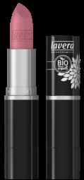 lavera Prírodný Rúž 36 Malinová ružová 4,5g