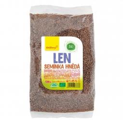 Ľanové semienko hnedé BIO 500 g Wolfberry *
