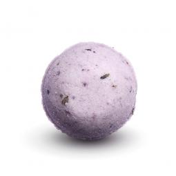 Levanduľové pole - šumivá bomba do kúpeľa
