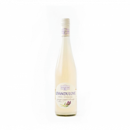 Levanduľové víno biele 0,75 l