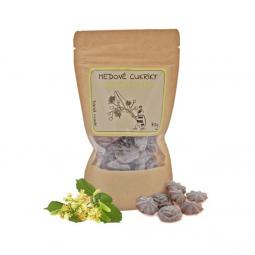 Medové cukríky - s lipovým kvetom 70 g