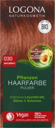 Logona Prášková farba na vlasy - Červená - 100g