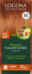 Logona Prášková farba na vlasy - Sahara - 100g