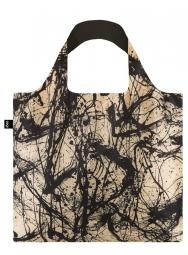 Nákupná taška LOQI Museum, Pollock - Number 32